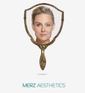 создание и разработка сайта merz aesthetics